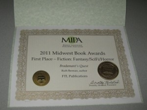 MIPA Award for Ruth