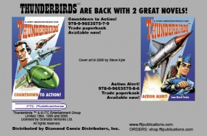 Thunderbirds ad
